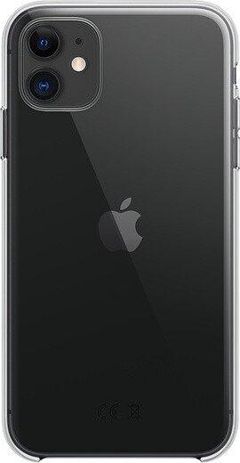 Apple Clear Case für iPhone 11 transparent (MWVG2ZM/A)