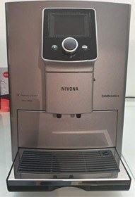 Nivona CafeRomatica NICR 821 bean to cup coffee machine Titan