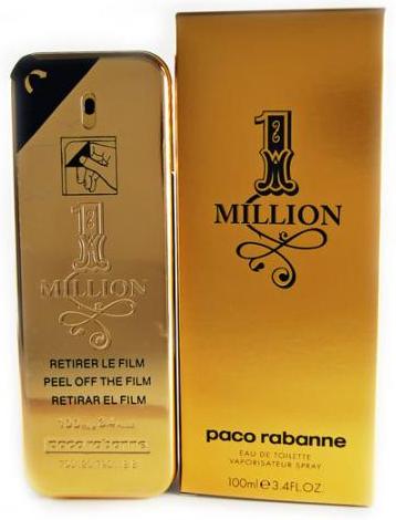 One Million Männer Paco Rabanne One Million Hommemen Eau De