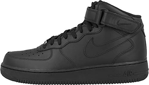 huge selection of 23a3f 71d3e Nike Air Force 1 Mid 07 schwarz (Herren) (315123-001)