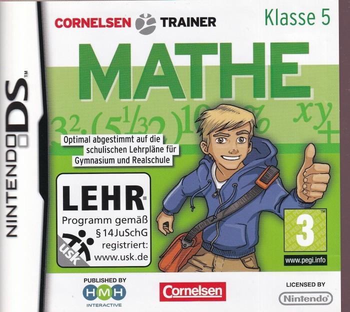 Cornelsen: Mathe Training Klasse 5 (deutsch) (DS) -- via Amazon Partnerprogramm