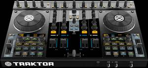 Native Instruments Traktor Kontrol S4 DJ software controller, USB 2.0