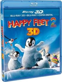 Happy Feet 2 (3D) (Blu-ray) (UK)