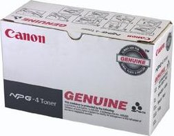 Canon NPG4 Toner schwarz (1375A002) -- via Amazon Partnerprogramm