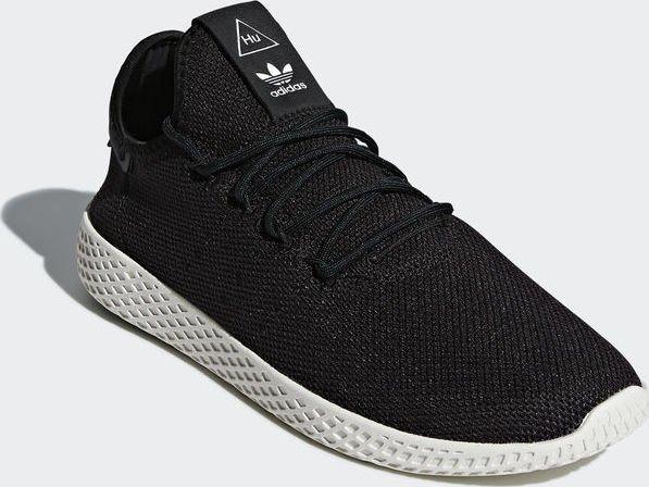 a0088d975b991 adidas Pharrell Williams tennis HU core black chalk white (men) (AQ1056)  starting from £ 60.00 (2019)