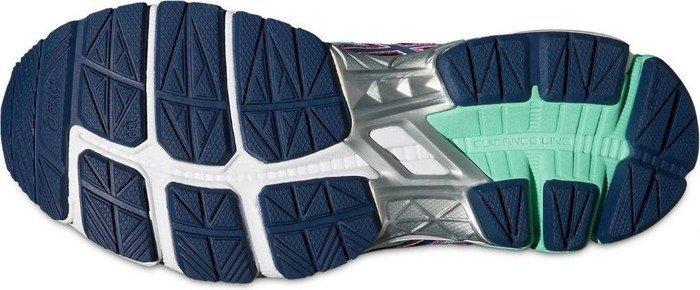 Asics GT 1000 4 aqua mintindigo bluepink glow (Damen) (T5A7N 7049) um € 119,99