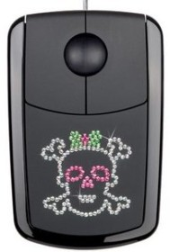 Pat Says Now Crystal Pirate Mouse, USB
