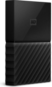 Western Digital WD My Passport Portable Storage schwarz 1TB, USB 3.0 Micro-B (WDBYNN0010BBK-WESN)