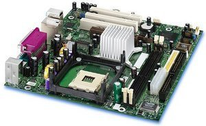 Intel D848PMB, i848P (PC-3200 DDR)