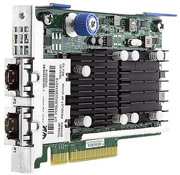 HP FlexFabric 533FLR-T, 2x 10GBase-T, PCIe 2.0 x8 (700759-B21)