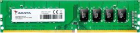 ADATA Premier DIMM 16GB, DDR4-2666, CL19-19-19-43, single tray (AD4U2666716G19-SGN)