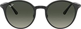Ray-Ban RB4336 50mm transparent grey/grey gradient (RB4336-876/71)