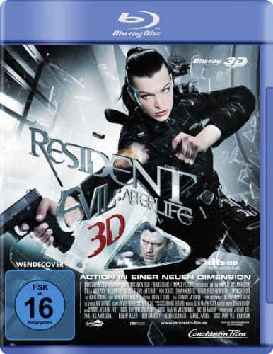 Resident Evil - Afterlife (3D) (Blu-ray) -- via Amazon Partnerprogramm