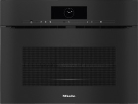 Miele H 7840 BMX oven with microwave obsidian black (11106020)