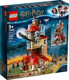 LEGO Harry Potter - Angriff auf den Fuchsbau (75980)