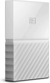 Western Digital WD My Passport Portable Storage weiß 1TB, USB 3.0 Micro-B (WDBYNN0010BWT-WESN)