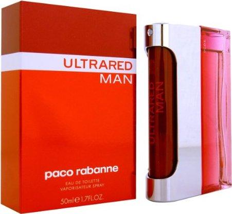 Paco Rabanne Ultrared Man Eau de Toilette 50ml -- via Amazon Partnerprogramm