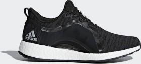 adidas Pure Boost X black/carbon/silver metallic/core black (ladies) (BY8928)