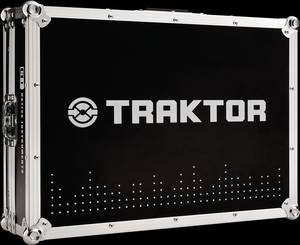 Native Instruments Traktor Kontrol S4 Flight-case