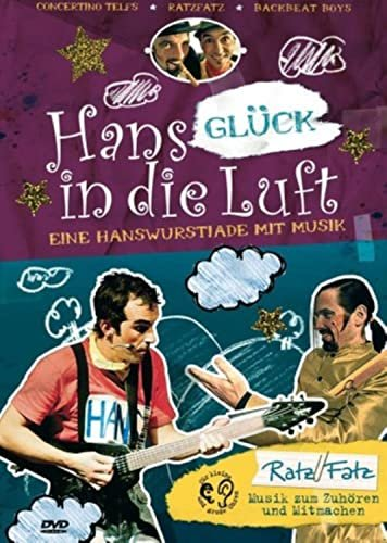 Hans Glück in die Luft -- via Amazon Partnerprogramm
