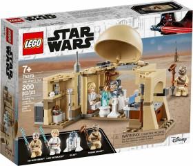 LEGO Star Wars Episodes I-VI - Obi-Wan's Hut (75270)