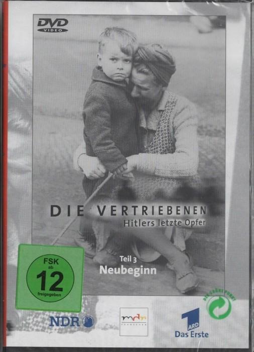 Die Vertriebenen - Hitlers letzte Opfer Vol. 3: Neubeginn -- via Amazon Partnerprogramm