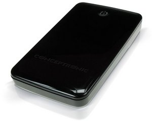 "Conceptronic Grab'n'GO black, 3.5"", USB 2.0 (CHD3DUB)"