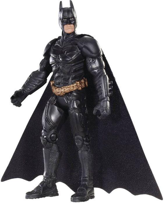 Mattel DC Comics Batman - The Dark Knight Rises Batman-Figur (Y1453)