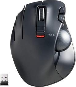 Elecom EX-G M-XT4DRBK wireless trackball, left hander, USB