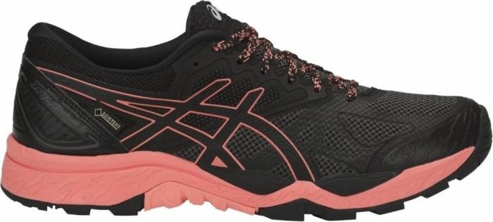Asics gel-Fujitrabuco 6 GTX black/begonia pink/black (ladies) (T7F5N-9006)