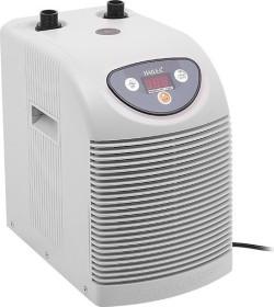 Hailea HC Series 130A Aquarienkühler weiß, Durchlaufkühler mit Kompressor, 50-300l (HC-130A-WH)