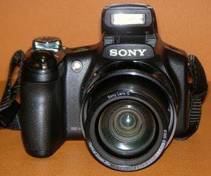 Sony Cyber-shot DSC-HX1 black -- © bepixelung.org