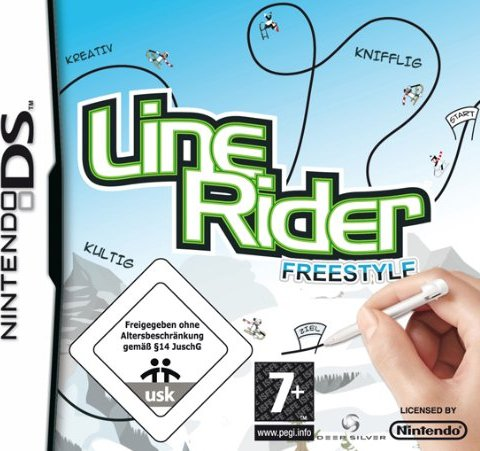 Line Rider Freestyle (deutsch) (DS) -- via Amazon Partnerprogramm