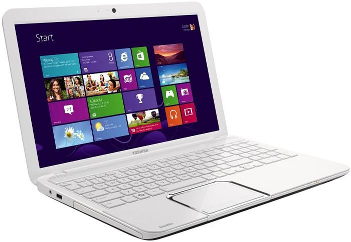 Toshiba Satellite L850-1LK, white, UK (PSKG6E-00C002EN)