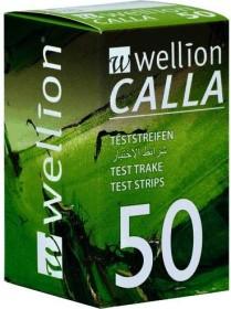 Wellion Calla Blutzucker-Teststreifen, 50 Stück