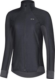 Gore Wear R3 Partial Gore Windstopper Laufshirt langarm black/terra grey (Damen) (100288-990R)