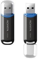 ADATA Classic Series C906 schwarz 32GB, USB-A 2.0 (AC906-32G-RBK)
