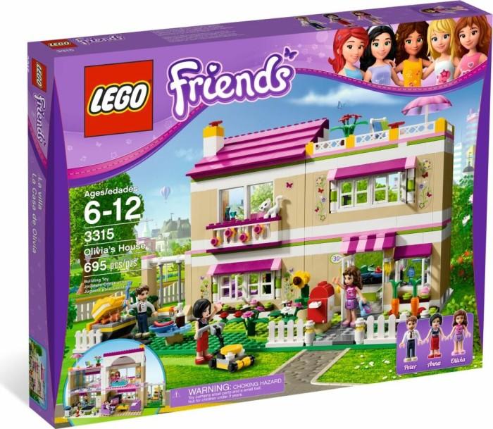 LEGO - Friends - Olivias Traumhaus (3315) -- via Amazon Partnerprogramm