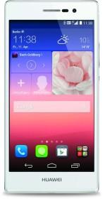 Huawei Ascend P7 weiß