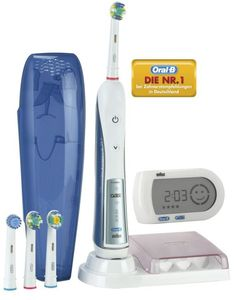 Braun Oral-B Triumph 5000 mit Smart Guide (030836)