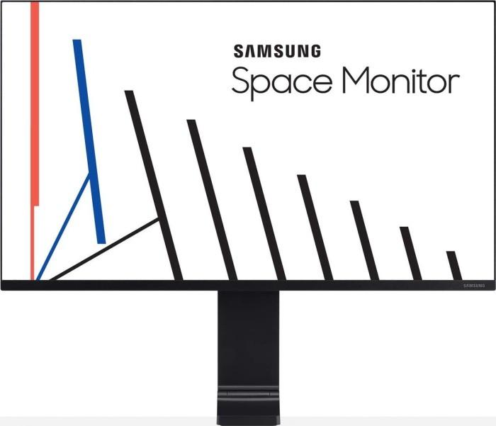 """Samsung space monitor S27R750Q, 27"""" (LS27R750QEUXEN)"""