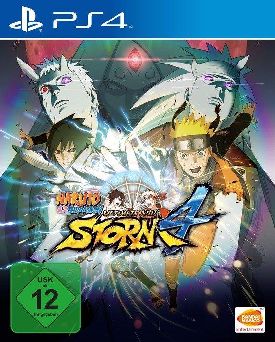 Naruto Shippuden: Ultimate Ninja Storm 4 (deutsch) (PS4)
