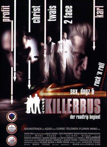 Killer Bus -- via Amazon Partnerprogramm