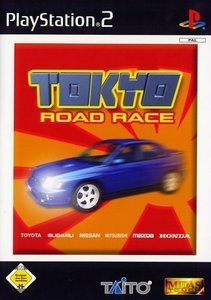 Tokyo Road Race (German) (PS2)