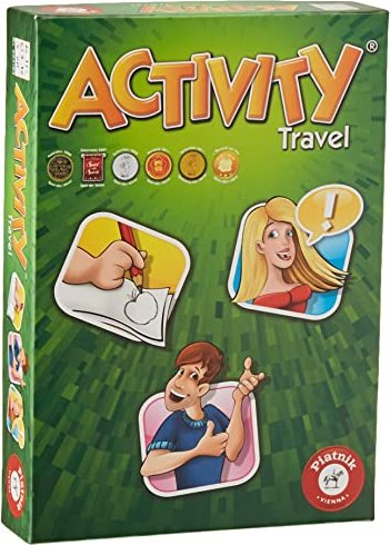 Activity travel -- via Amazon Partnerprogramm
