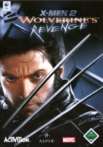 X-Men 2: Wolverines Revenge (deutsch) (MAC) -- via Amazon Partnerprogramm