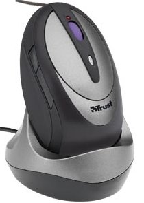 Trust 460L wireless Optical Office Mouse, PS/2 (13699)