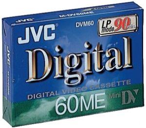 JVC M-DV60ME miniDV cassette