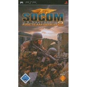 SOCOM - U.S. Navy Seals: Fireteam Bravo 2 (deutsch) (PSP)