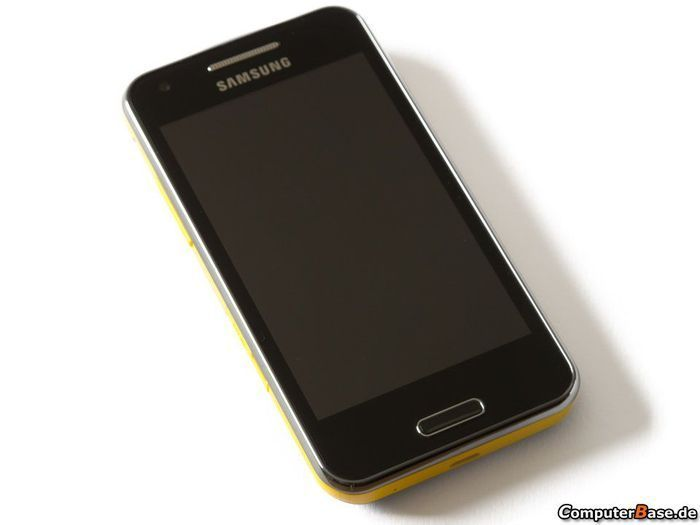 Samsung Galaxy Beam i8530 -- (c) computerbase.de